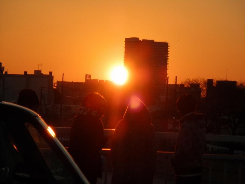 2014/01/01/初日の出