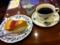 タルト&コーヒー