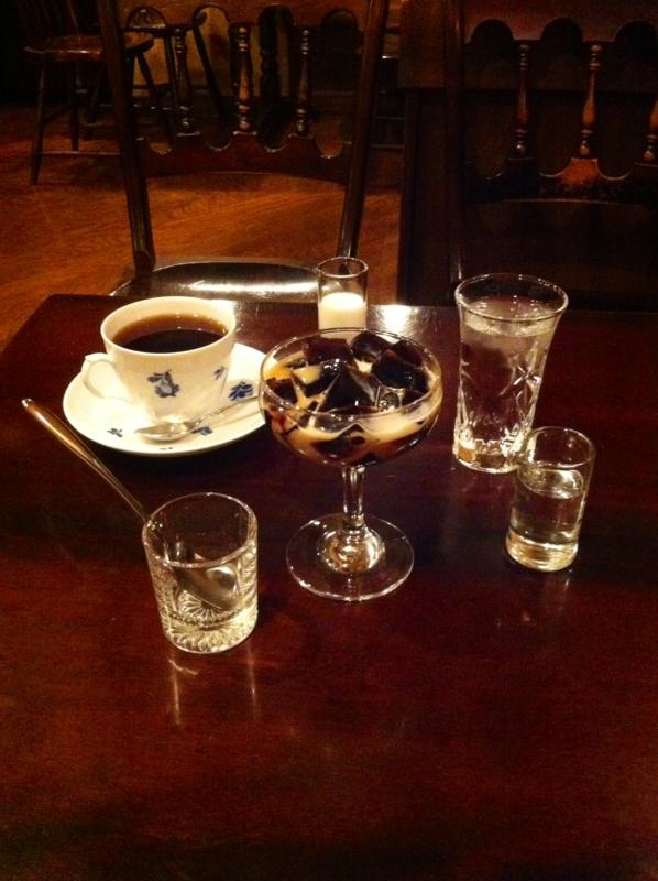 2016/04/30/コーヒー&コーヒーゼリー