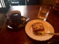コーヒー&パウンドケーキ