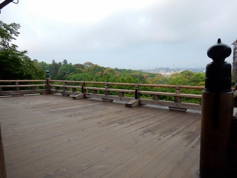 清水寺・奥の院