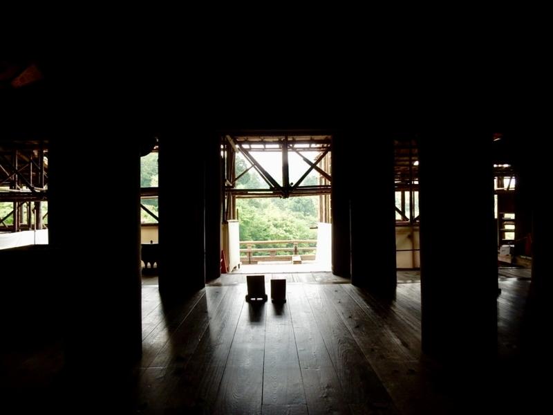清水寺・本堂1