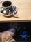 コーヒー&足湯