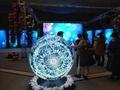 光と花のシンフォニー -Flower meets Digital art-1