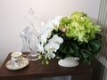 La CHICK「Afternoon Tea in 花ギャラリー」2