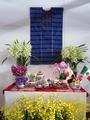 女性駐日大使のテーブル・ディスプレイ「メキシコ合衆国」