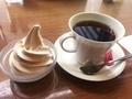 コーヒー&ソフトクリーム