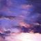この頃はお空を描くのがマイブームでした。