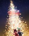 クリスマス2013。構図に苦戦した記憶があります...。