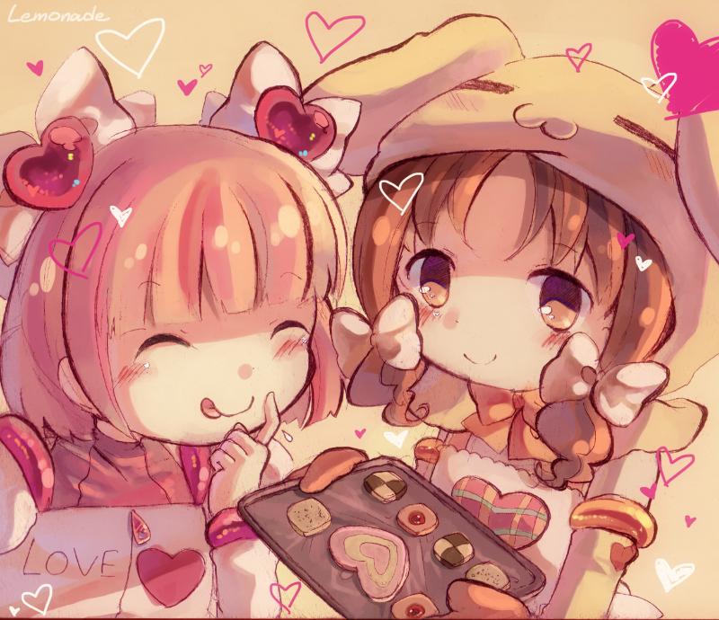 美味しいクッキーが食べたいです...。