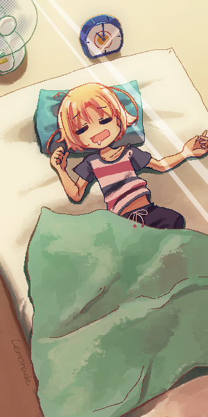 こうやって遅くまで寝られるから休みの日はサイコー。