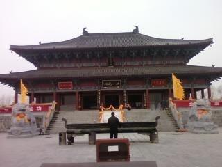 河南鹿邑太清宫08(三清殿1)