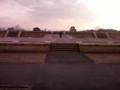平城宮第二次大極殿跡(背面)