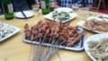 河南许昌夜市(烤羊肉)