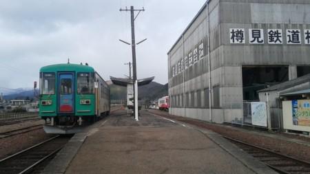 樽見鉄道本巣駅
