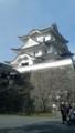 伊賀上野城天守閣1