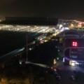 武汉火车站夜景
