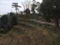鳥羽城石垣1