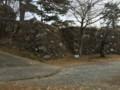 鳥羽城石垣2