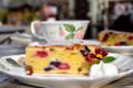 ベリーベリーのラズベリーケーキ