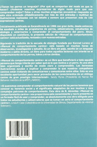 manual de comportamiento canino roger abrantes pdf