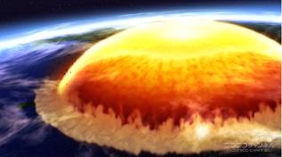 イチローレーザービームで地球崩壊