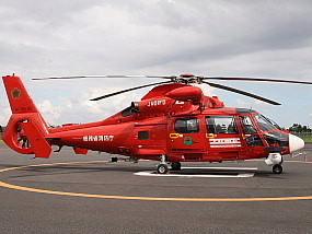 東京消防庁AS365N3型ドーファンⅡ