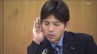 野々村竜太郎元兵庫県議員