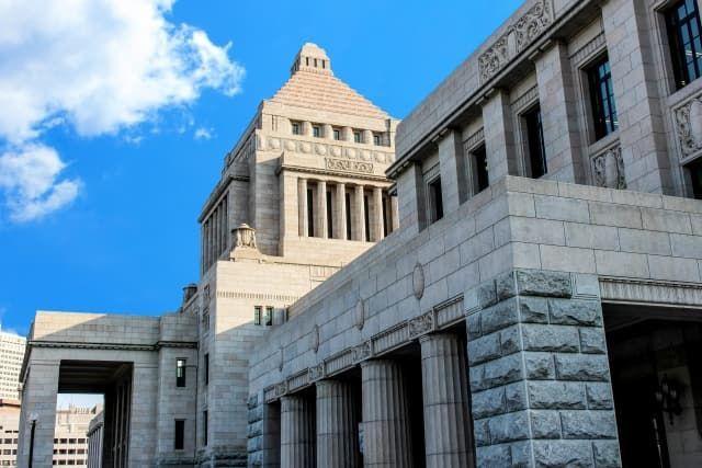 無罪推定原則と国会、政府
