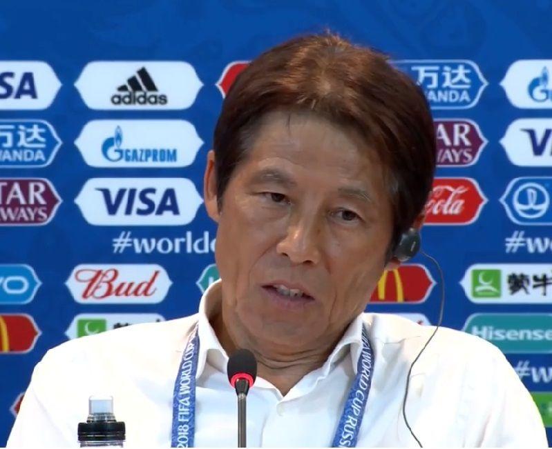 サッカー日本代表西野監督ポーランド戦後記者会見