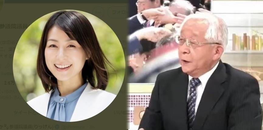 田崎史郎が久兵衛の寿司と発言したソースというデマ