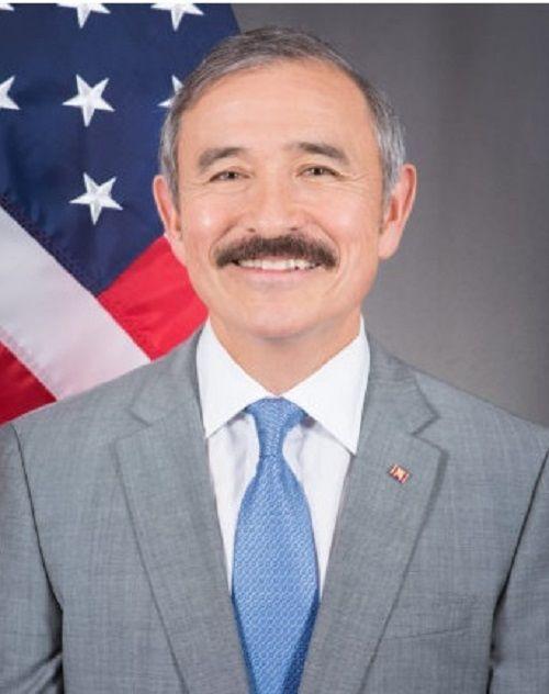 駐韓アメリカ大使、ハリス