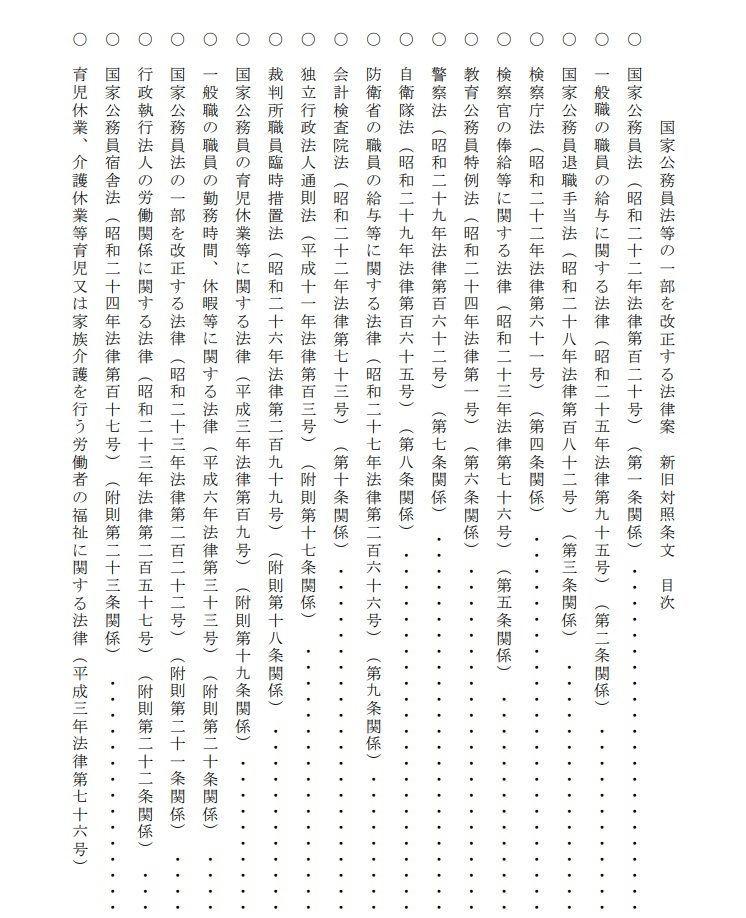 検察庁法改定、検察庁法改正案