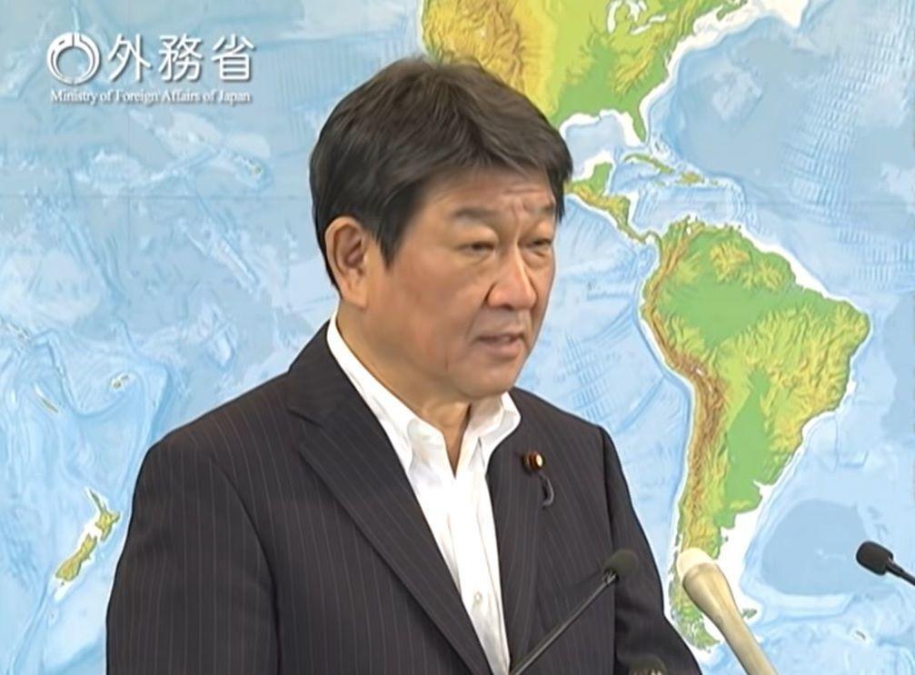 茂木外務大臣日本語わかっていただけましたか?ジャパンタイムズ大住記者に