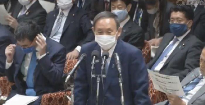 菅総理、全集中の呼吸で答弁するも全スルーの呼吸を返される