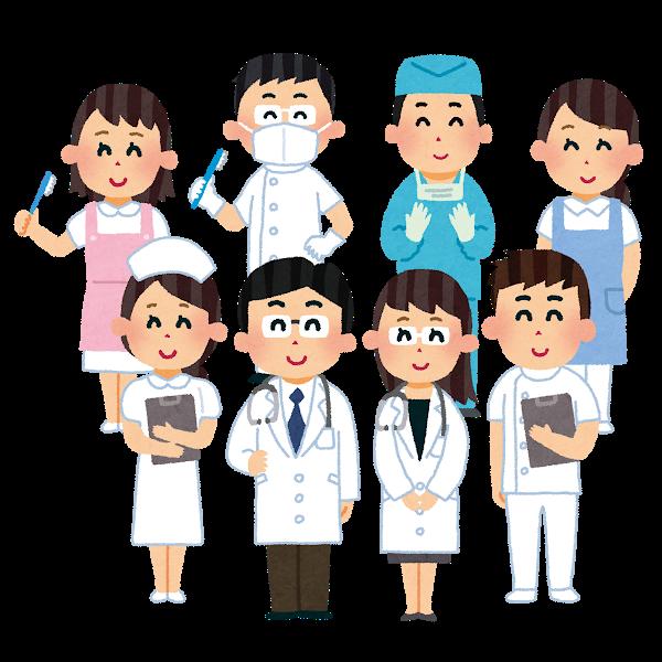 コロナワクチン接種拒否の医療従事者