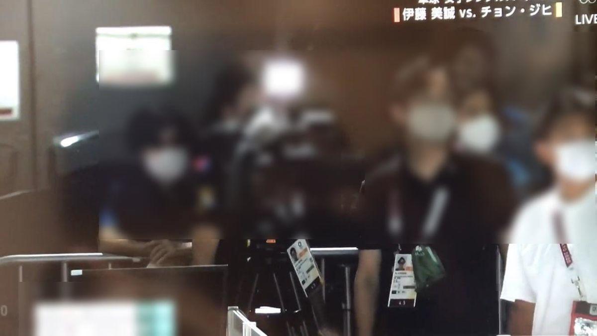 伊藤美誠戦のライト韓国メディアは冤罪とOBS