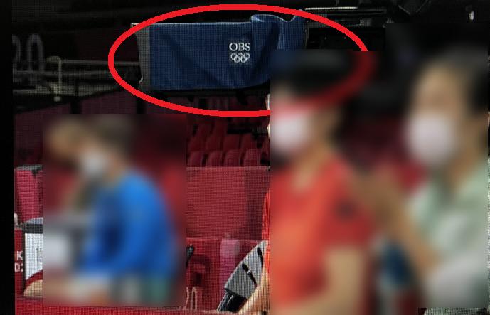 OBSのカメラ