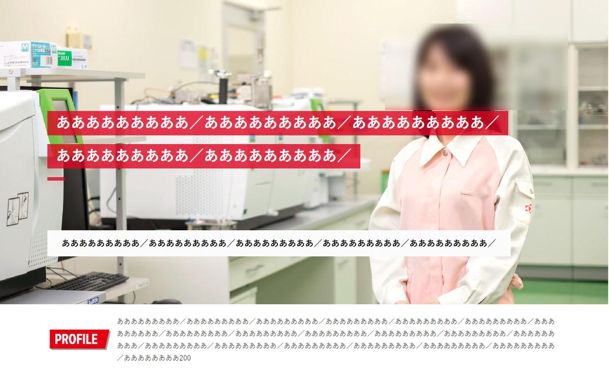 京セラ分析センターのHPが壊れる:ああああ