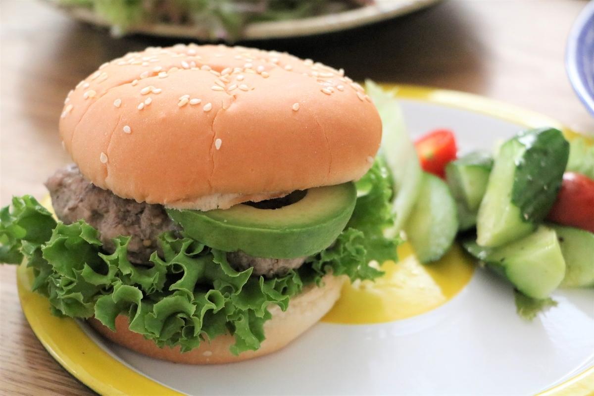 ハンバーガー レシピ