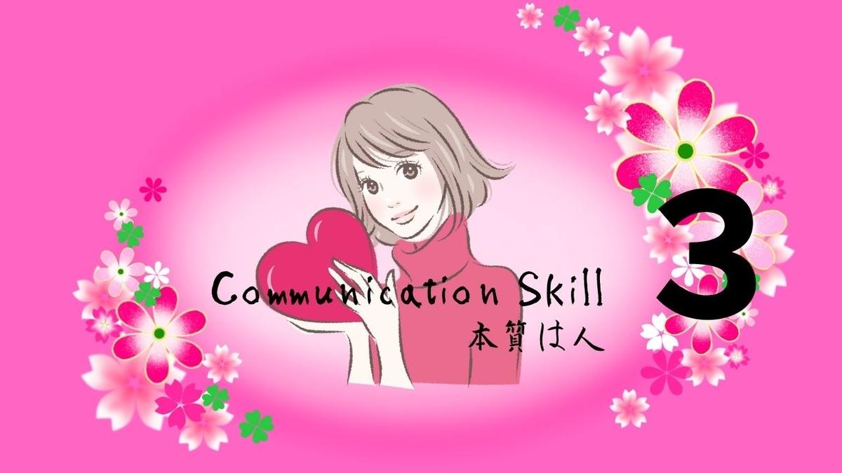 コミュニケーション・スキル