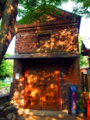 2013年夏、佃島住吉神社