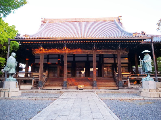 本願寺堺別院本堂