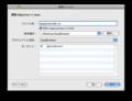[ScreenShot][Cocoa]Easy WebKit Browser - step 7