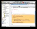 [ScreenShot][Cocoa]Easy WebKit Browser - step 18
