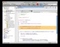 [ScreenShot][Cocoa]Easy WebKit Browser - step 20