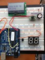 [Arduino]I2C液晶+RTC