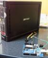 [Arduino]フォトカプラでLS-GL電源制御