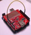 [Arduino]USBホストシールド