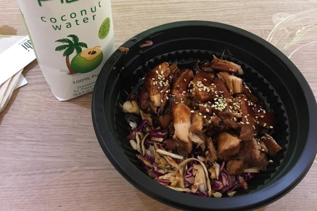 ニューヨークのまずい日本食